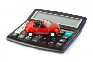 обезщетение за автмобил